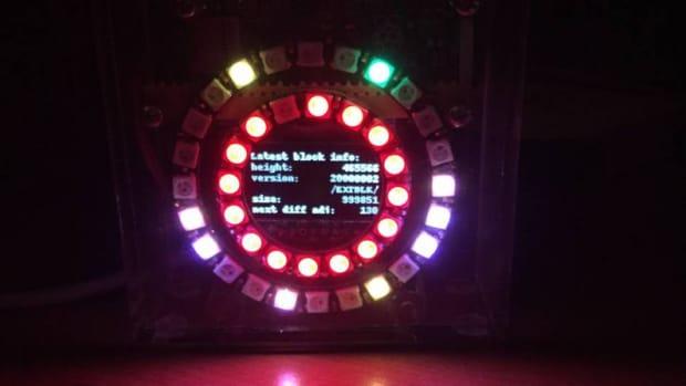 Adoption & community - The Bitcoin Block Clock Jr. Is Half Full Node