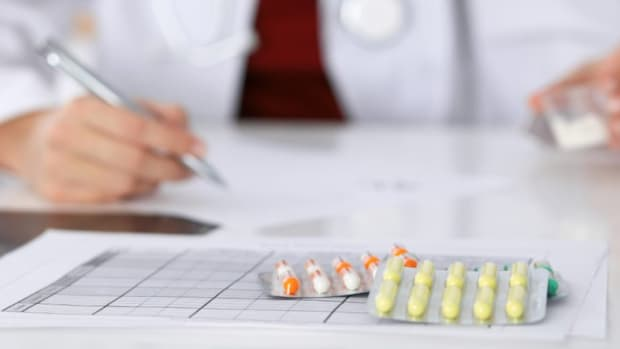 Blockchain - Could There Be a Blockchain Solution to High Prescription Drug Prices?