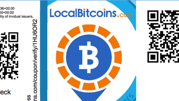 Op-ed - Saying Goodbye to the Exchanges: Localbitcoins.com and the launch of Redeemable Coupons