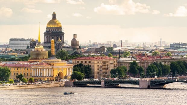 Adoption - Russia's Crypto-Winter Shows Signs of a Thaw in Saint Petersburg