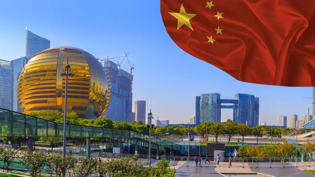 Blockchain - $1.6 Billion Chinese Fund Launches in Support of Blockchain Startups