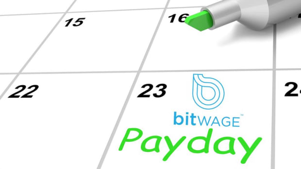Adoption - Get Your Wages in Cryptocurrencies: Bitwage Expands to the U.K.