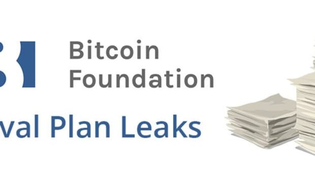 Op-ed - Developing: Bitcoin Foundation Survival Proposal and Financials Leak