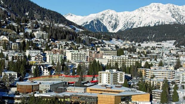 Op-ed - MasterCard and TransferWise Executives Debate Blockchain Disruption at Davos