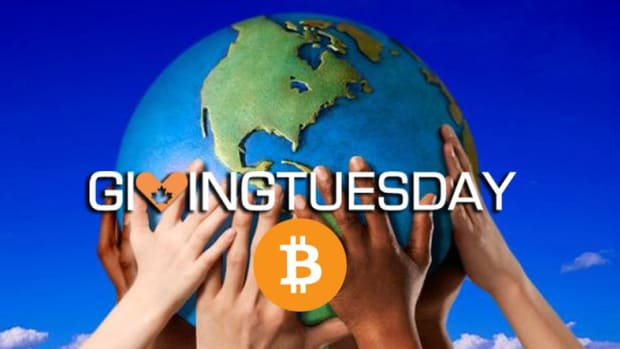 Adoption & community - Bitcoin Companies Gear Up to Give Back on Bitcoin Giving Tuesday