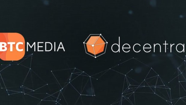 Op-ed - Decentral.tv partners with BTC Media to become exclusive video content provider