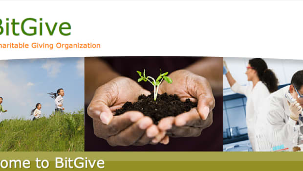 Op-ed - BitGive Foundation: First Bitcoin Charity Launched