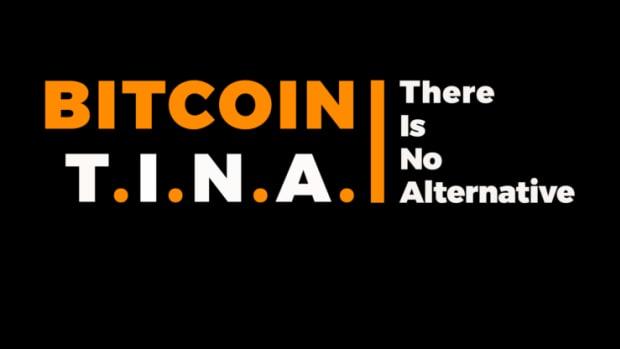 bitcoin tina: there is no alternative