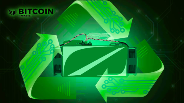 With 40 million tons of e-waste generated each year, the unique incentives created by bitcoin miners offer a solution to a growing problem.