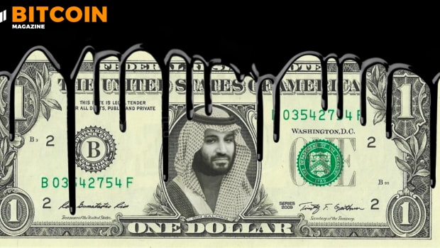 The world's reserve currency relies on oil, dictators, inequality and the military-industrial complex. But a Bitcoin standard could change this.