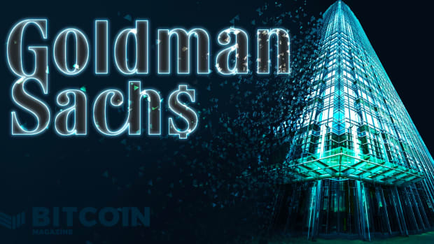 Goldman Sachs is a legacy financial institution and investment bank that does offer some bitcoin products