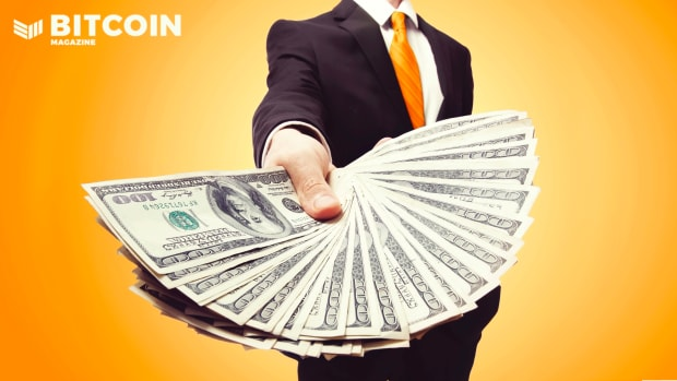 When Bitcoin projects, businesses and platforms raise money (fundraise), they receive large amounts of capital in fiat.