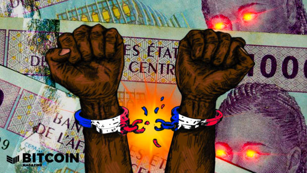France still uses monetary colonialism to exploit 15 African nations. Could Bitcoin be a way out?