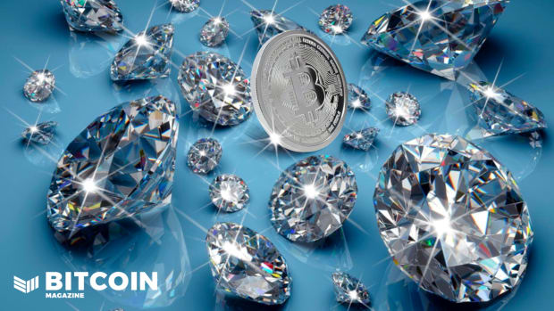 Bitcoin is similar to diamonds in that both assets are precious and rare.