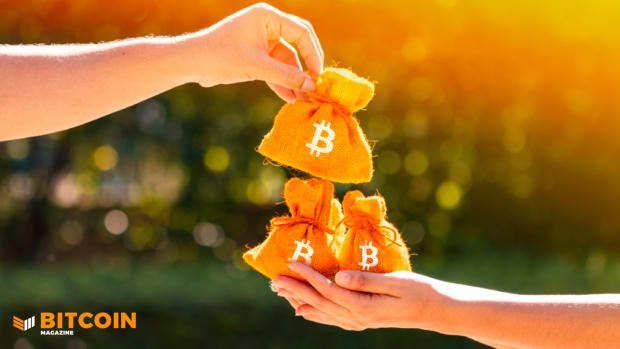 Giving the gift of bitcoin, as an investment or donation.