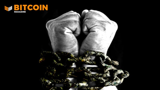 Bitcoin can free us from fiat chains, the legacy financial system and censorship.