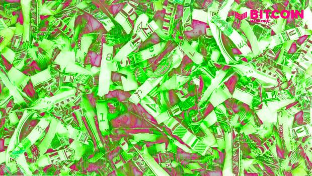 Fiat, dollars, shredding