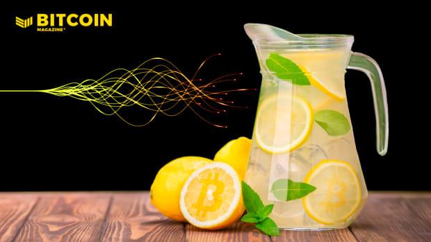 In a supply short squeeze, bitcoin lemons become bitcoin lemonade.