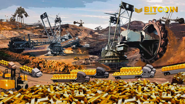 The debate over the resource cost of gold is critical in understanding the present-day fixation with Bitcoin's energy costs.