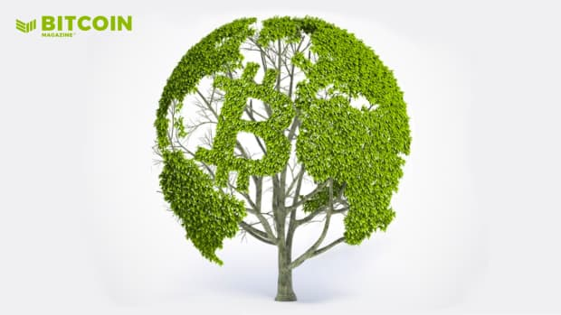 Bitcoin is actually a very green environmental and sustainable usage of energy.
