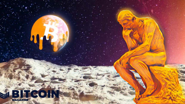 Bitcoin as a thought philosophy and idea is extremely complex.