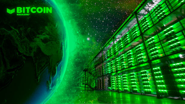 Bitcoin mining is a global movement to capture energy and electricity and use it well.