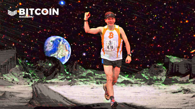 """In 2014, Bitcoin pioneer Hal Finney passed away from complications of ALS. He'll always be remembered for """"running bitcoin."""""""
