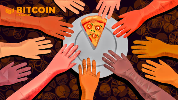 bitcoin like pizza is a hot commodity and scarce item.