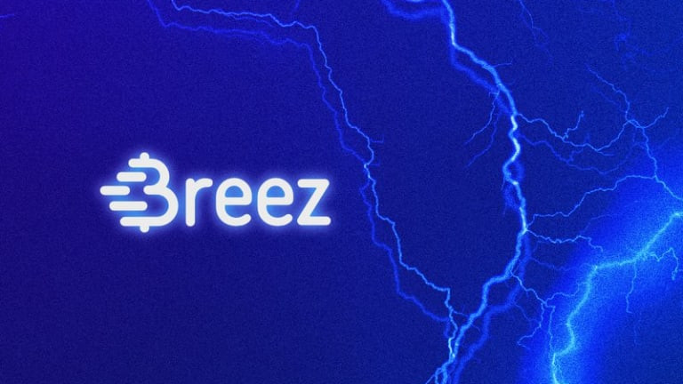 Breez Lightning Client Integrates Native Podcasting Network