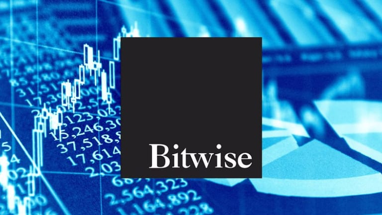 Bitwise Files For Physically Backed Bitcoin ETF