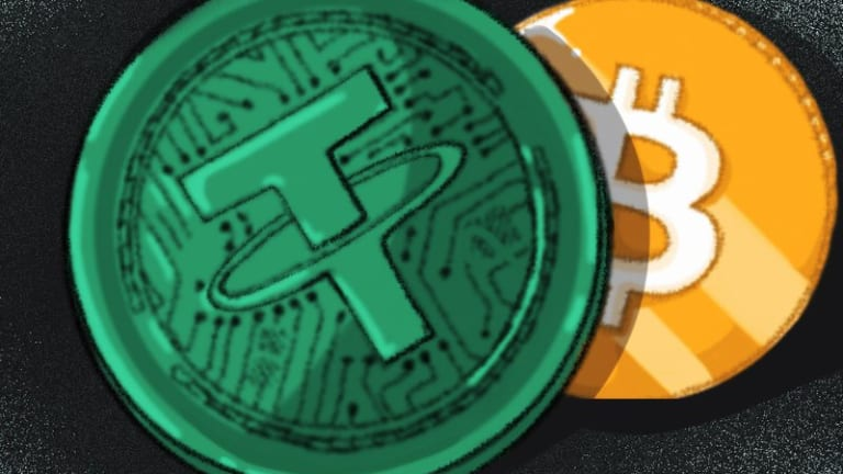 Is Tether Pumping The Price Of Bitcoin?
