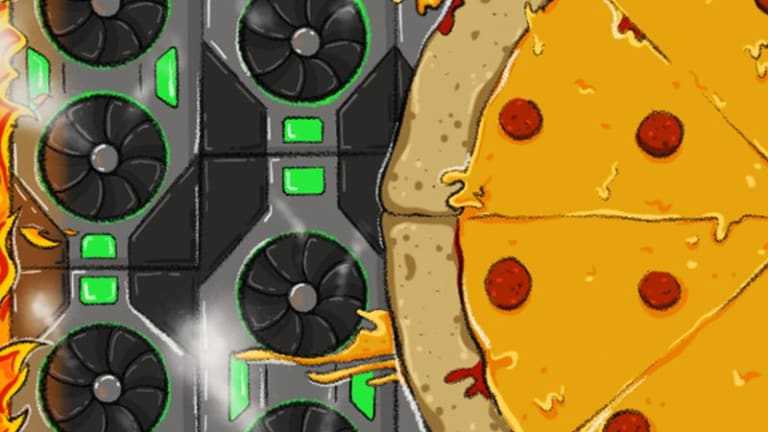 Bitcoin Pizza Launches To Support Development