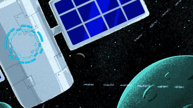 Blockstream Releases Base Station For Bitcoin Broadcasting Satellite