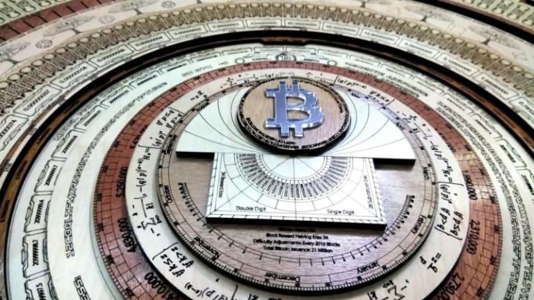 """Decoding The """"Bitcoin Full Node Sculpture,"""" A Cypherpunk Chronometer"""