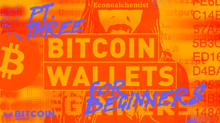 Bitcoin Wallets For Beginners, Part Three: Installing Blue Wallet