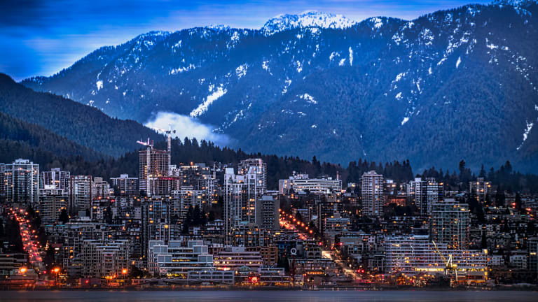 North Vancouver To Be World's First City Heated By Bitcoin