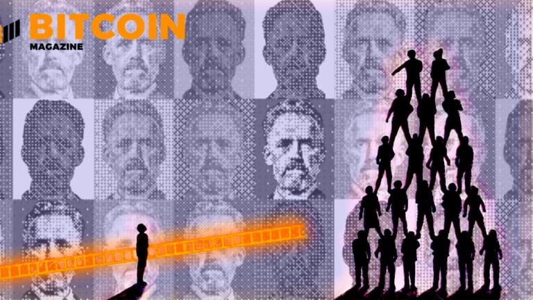 Bitcoin, Hierarchy And Territory