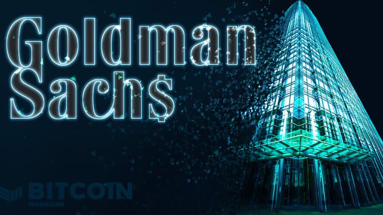 Goldman Sachs Now Trading Bitcoin Futures With Galaxy Digital