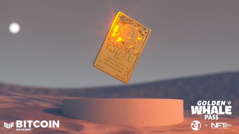 "Justin Sun Buys ""Golden Whale Pass"" NFT Built On Liquid For 12.6 BTC"
