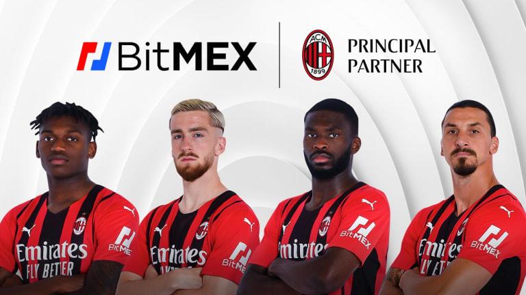 Legendary Football Giant AC Milan Announces Partnership with BitMEX