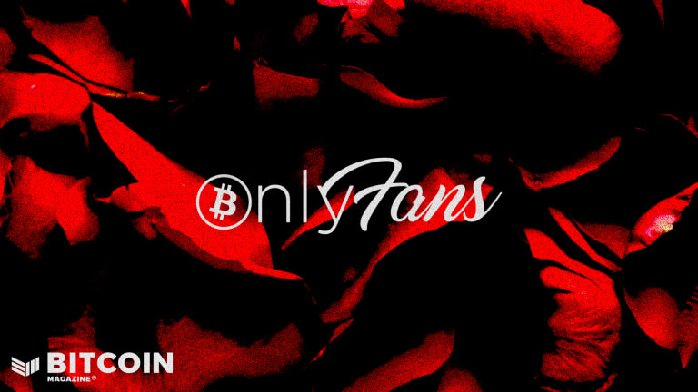 How Bitcoin Could Replace OnlyFans
