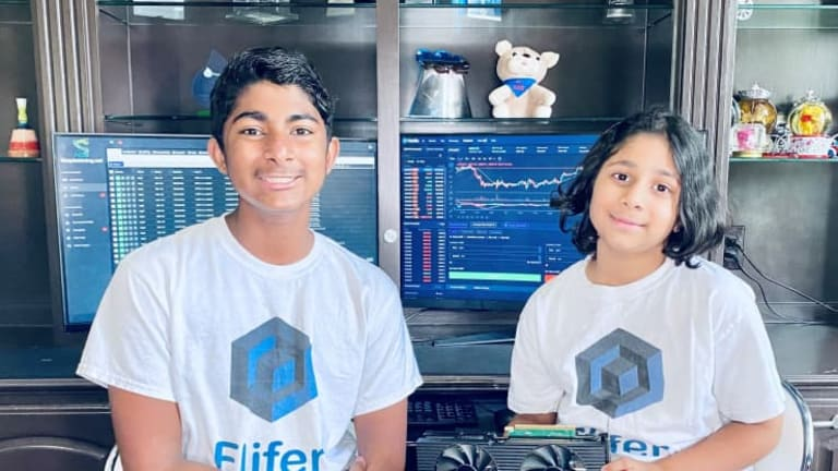 These Two Kids Are Making $30,000 A Month Mining Bitcoin