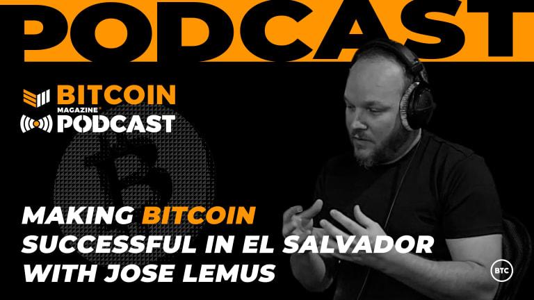 Making Bitcoin Successful In El Salvador