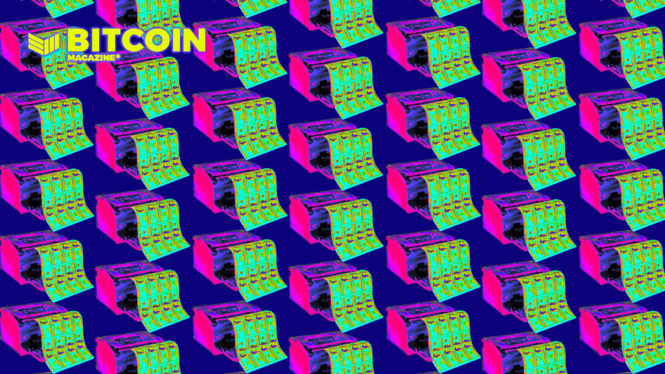 The supply of fiat money, like the U.S. dollar, is printed by unelected officials. But the supply of bitcoin is programatically fixed.