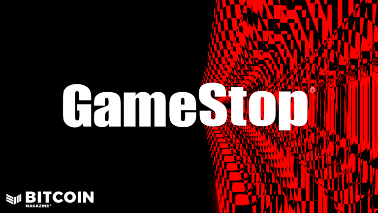 GameStop Is The Market Crying Out For Bitcoin