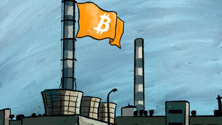 A Comparison Of Bitcoin's Environmental Impact With That Of Gold And Banking