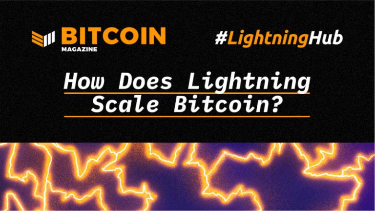How Does Lightning Scale Bitcoin?