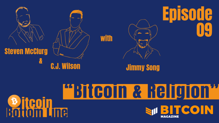 Bitcoin And Religion With Jimmy Song