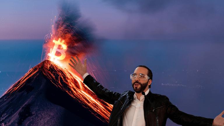 President Bukele Begins 100% Renewable Volcano Bitcoin Mining In El Salvador