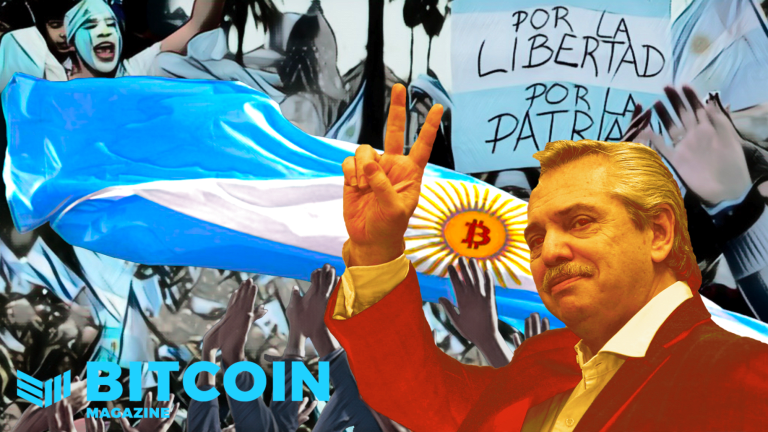 President of Argentina Open To Adopting Bitcoin As Legal Tender